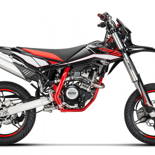 Moto BETA RR MOTARD 125 LC