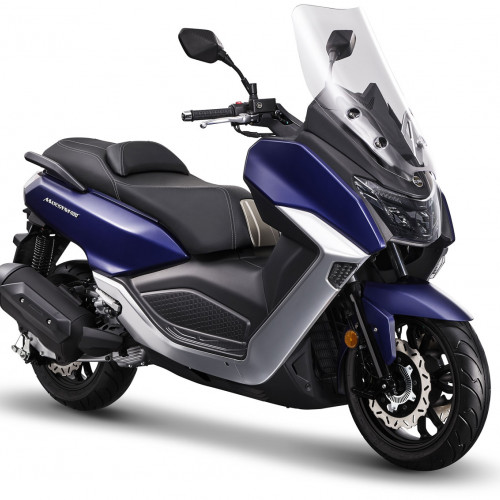 Scooter MAXSYM 600 i ABS