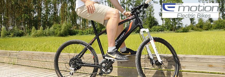 Vélo électrique E-MOTION